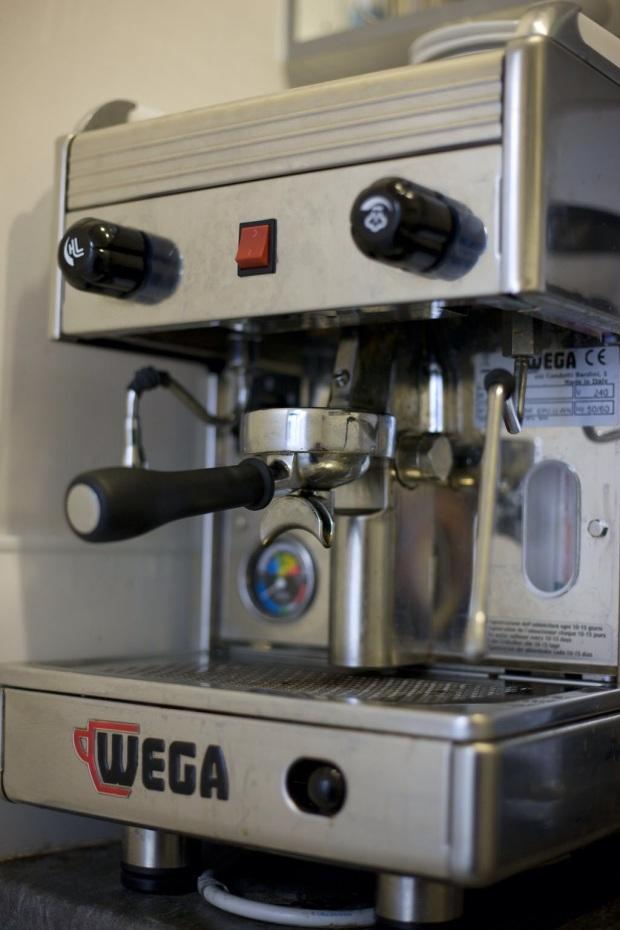 Wega Baby 2 - Level 4 Coffee Machine_Icebreaker