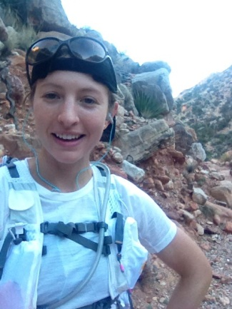 Running Rim to Rim to Rim in the Grand Canyon May 2014